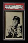 1953 Bowman Black and White #15  Johnny Mize  Front Thumbnail