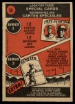 1972 O-Pee-Chee #50   -  Willie Mays In Action Back Thumbnail