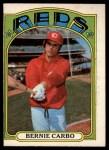 1972 O-Pee-Chee #463  Bernie Carbo  Front Thumbnail