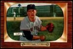 1955 Bowman #125  Paul Giel  Front Thumbnail
