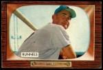 1955 Bowman #255  Pete Runnels  Front Thumbnail