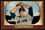 1955 Bowman #201  Allie Reynolds  Front Thumbnail