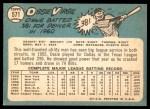 1965 Topps #571  Ozzie Virgil  Back Thumbnail