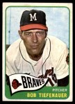 1965 Topps #23  Bob Tiefenauer  Front Thumbnail