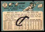 1965 Topps #427  Bob Saverine  Back Thumbnail