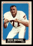 1964 Topps #80  Rich Michael  Front Thumbnail
