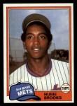 1981 Topps Traded #742 T Hubie Brooks  Front Thumbnail