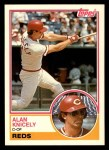1983 Topps Traded #57 T Alan Knicely  Front Thumbnail