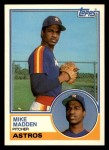 1983 Topps Traded #64 T Mike Madden  Front Thumbnail
