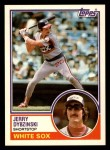 1983 Topps Traded #27 T Jerry Dybzinski  Front Thumbnail