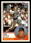 1983 Topps Traded #55 T Ron Kittle  Front Thumbnail