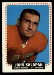 1964 Topps #60  John Sklopan  Front Thumbnail
