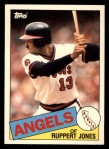 1985 Topps Traded #65 T Ruppert Jones  Front Thumbnail
