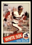 1985 Topps Traded #43 T Ozzie Guillen  Front Thumbnail
