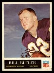 1965 Philadelphia #103  Bill Butler   Front Thumbnail