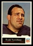 1965 Philadelphia #96  Frank Varrichione  Front Thumbnail