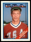 1988 Topps Traded #71 T  -  Mickey Morandini Team USA Front Thumbnail