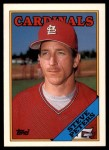 1988 Topps Traded #84 T Steve Peters  Front Thumbnail