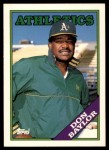 1988 Topps Traded #11 T Don Baylor  Front Thumbnail