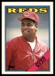 1988 Topps Traded #92 T Jose Rijo  Front Thumbnail