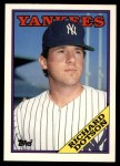 1988 Topps Traded #35 T Richard Dotson  Front Thumbnail