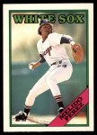 1988 Topps Traded #83 T Melido Perez  Front Thumbnail