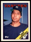 1988 Topps Traded #25 T John Candelaria  Front Thumbnail