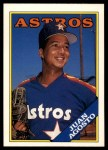 1988 Topps Traded #2 T Juan Agosto  Front Thumbnail