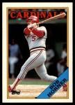 1988 Topps Traded #50 T Bob Horner  Front Thumbnail