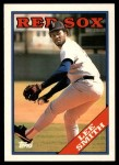 1988 Topps Traded #110 T Lee Smith  Front Thumbnail