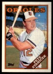 1988 Topps Traded #114 T Pete Stanicek  Front Thumbnail