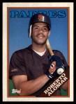 1988 Topps Traded #4 T Roberto Alomar  Front Thumbnail