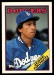 1988 Topps Traded #77 T Jesse Orosco  Front Thumbnail