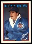 1988 Topps Traded #75 T Al Nipper  Front Thumbnail