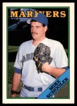 1988 Topps Traded #105 T Mike Schooler  Front Thumbnail