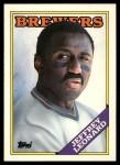 1988 Topps Traded #61 T Jeffrey Leonard  Front Thumbnail