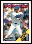 1988 Topps Traded #33 T Mike Davis  Front Thumbnail