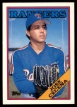 1988 Topps Traded #26 T Jose Cecena  Front Thumbnail