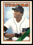 1988 Topps Traded #86 T Gary Pettis  Front Thumbnail