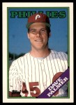 1988 Topps Traded #79 T Dave Palmer  Front Thumbnail