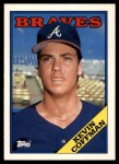 1988 Topps Traded #29 T Kevin Coffman  Front Thumbnail