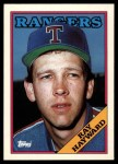 1988 Topps Traded #47 T Ray Hayward  Front Thumbnail