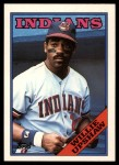 1988 Topps Traded #123 T Willie Upshaw  Front Thumbnail