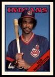 1988 Topps Traded #125 T Ron Washington  Front Thumbnail