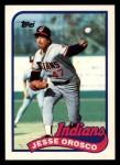1989 Topps Traded #91 T Jesse Orosco  Front Thumbnail