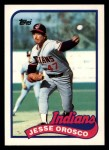 1989 Topps Traded #91 T Jesse Orosco  Front Thumbnail