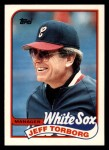 1989 Topps Traded #120 T Jeff Torborg  Front Thumbnail