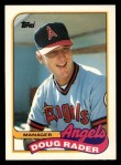 1989 Topps Traded #99 T Doug Rader  Front Thumbnail