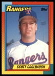 1990 Topps Traded #22 T Scott Coolbaugh  Front Thumbnail