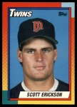 1990 Topps Traded #29 T Scott Erickson  Front Thumbnail